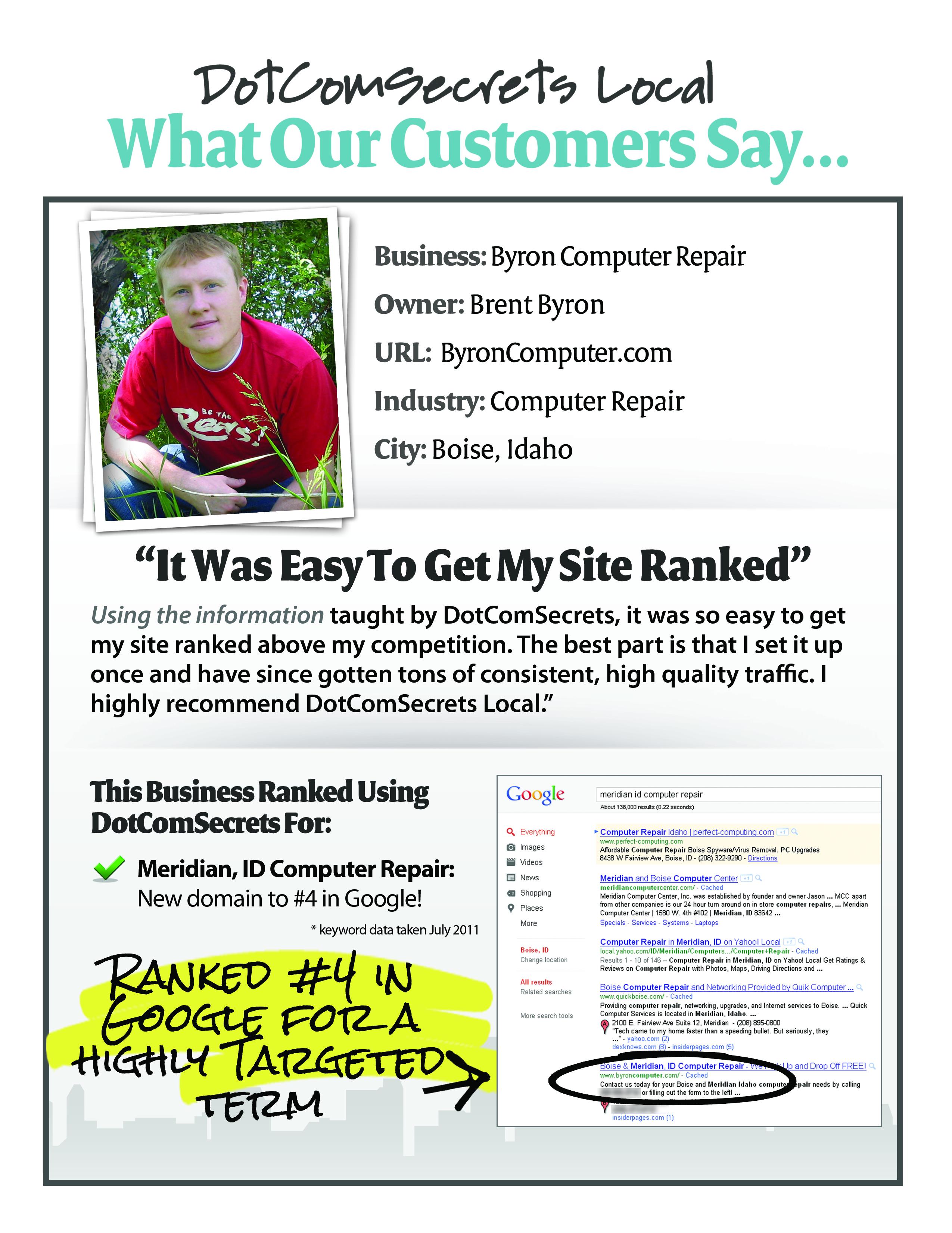 computer repair business marketing